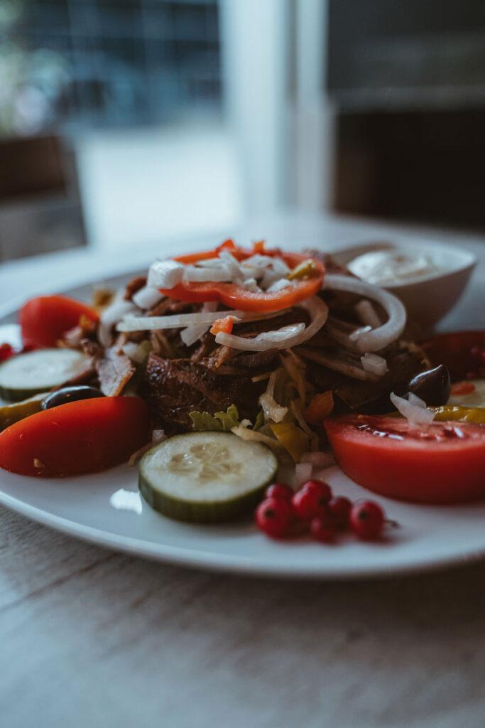 Gyros - ein Klassiker der griechischen Küche