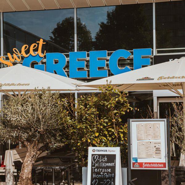 sweet GREECE - mit Abholservice für daheim