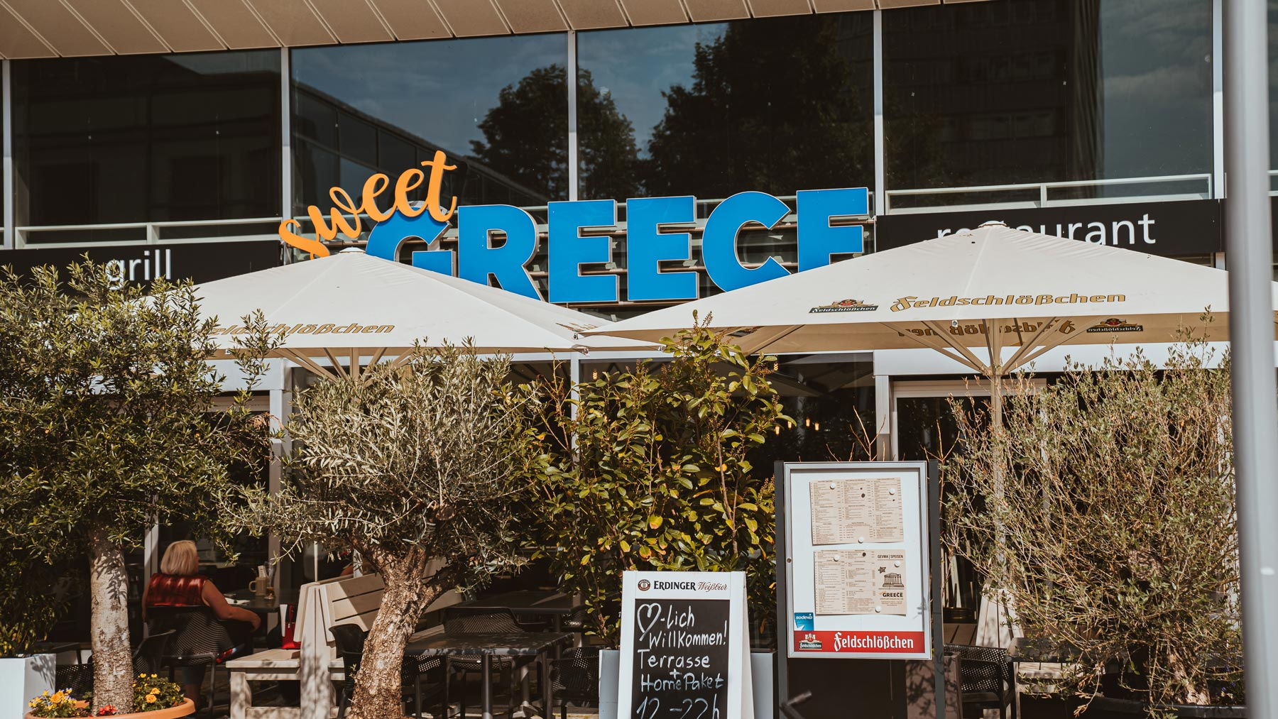 sweet GREECE - with home pick-up service